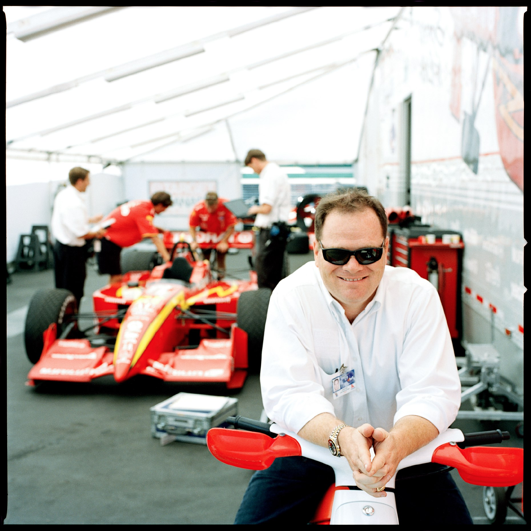 Chip Ganassi - Owner Chip Ganassi Racing