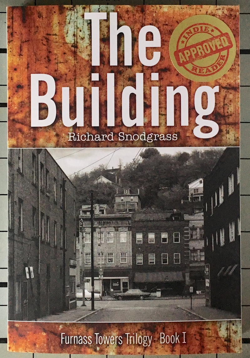 Richard Snodgras_Furnass Trilogy_The Building Cover